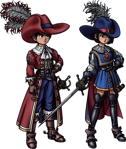 Minstrel and Armamentalist, only two vocations i would have permanently~