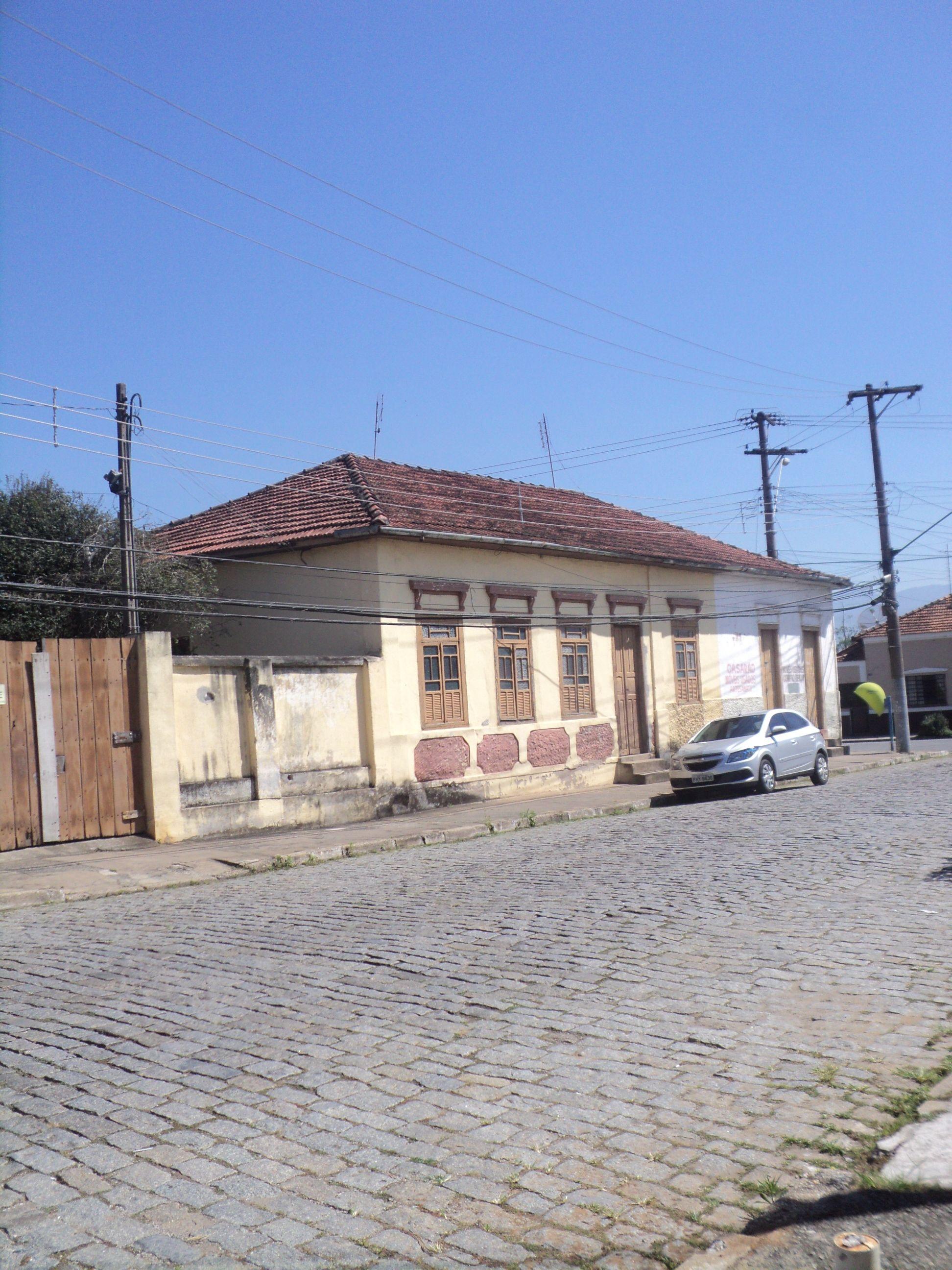 casarão antigo cidade de pinda - SP