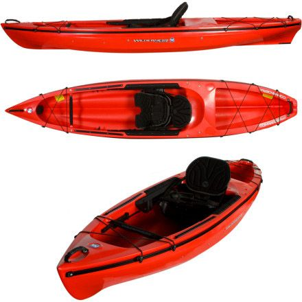 Canoe Kayak Hybrids - Wilderness Systems Commander 120 Kayak