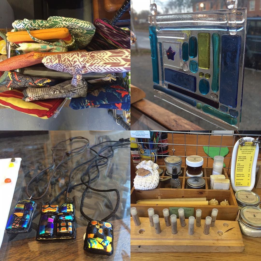 Lots of cool last minute gifts! #karmabee #hudsonvalley #shoplocal