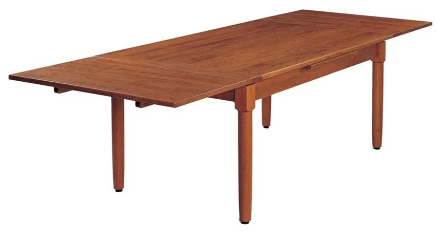 Cleveland Stowleaf Draw Extension Dining Table by Keystone | Dining ...