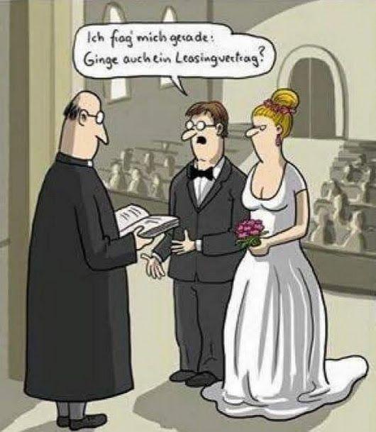 Pin von Alter Grauer auf Humor bilder | Hochzeit witze