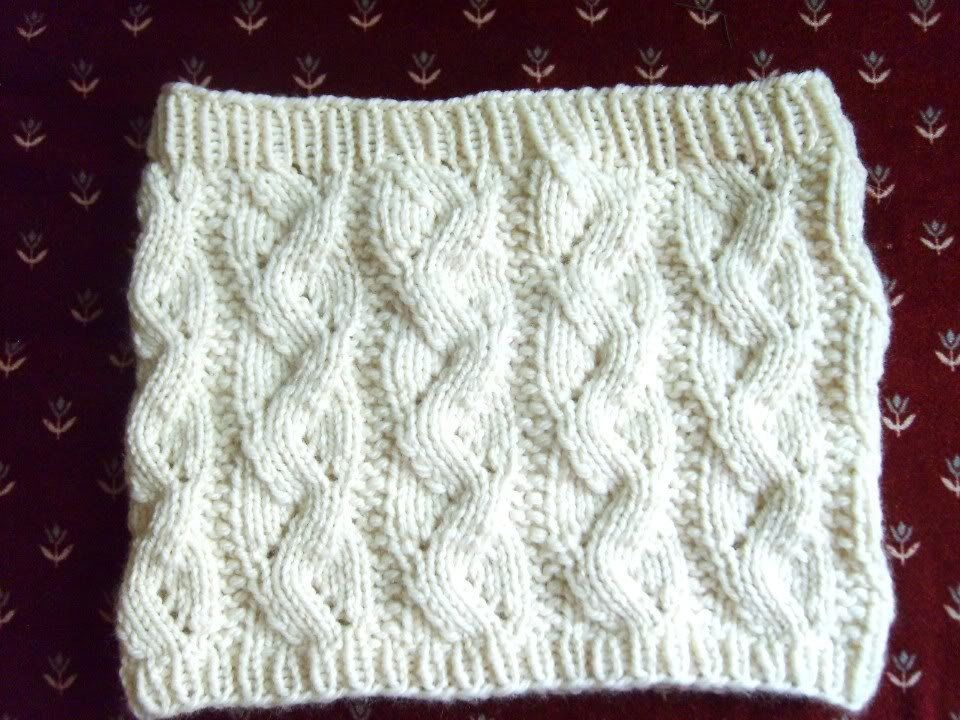 Free Knitting Pattern - Cowls and Neck Warmers: Turtle Tracks Cowl ...
