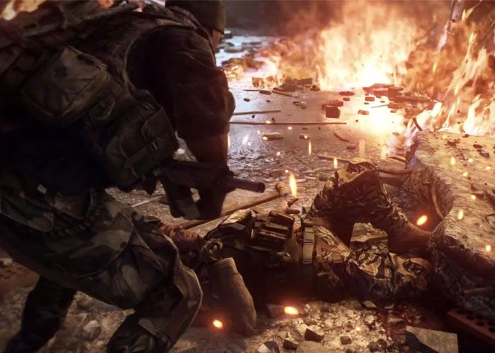 Battlefield 4 Official Single Player Story Trailer Revealed