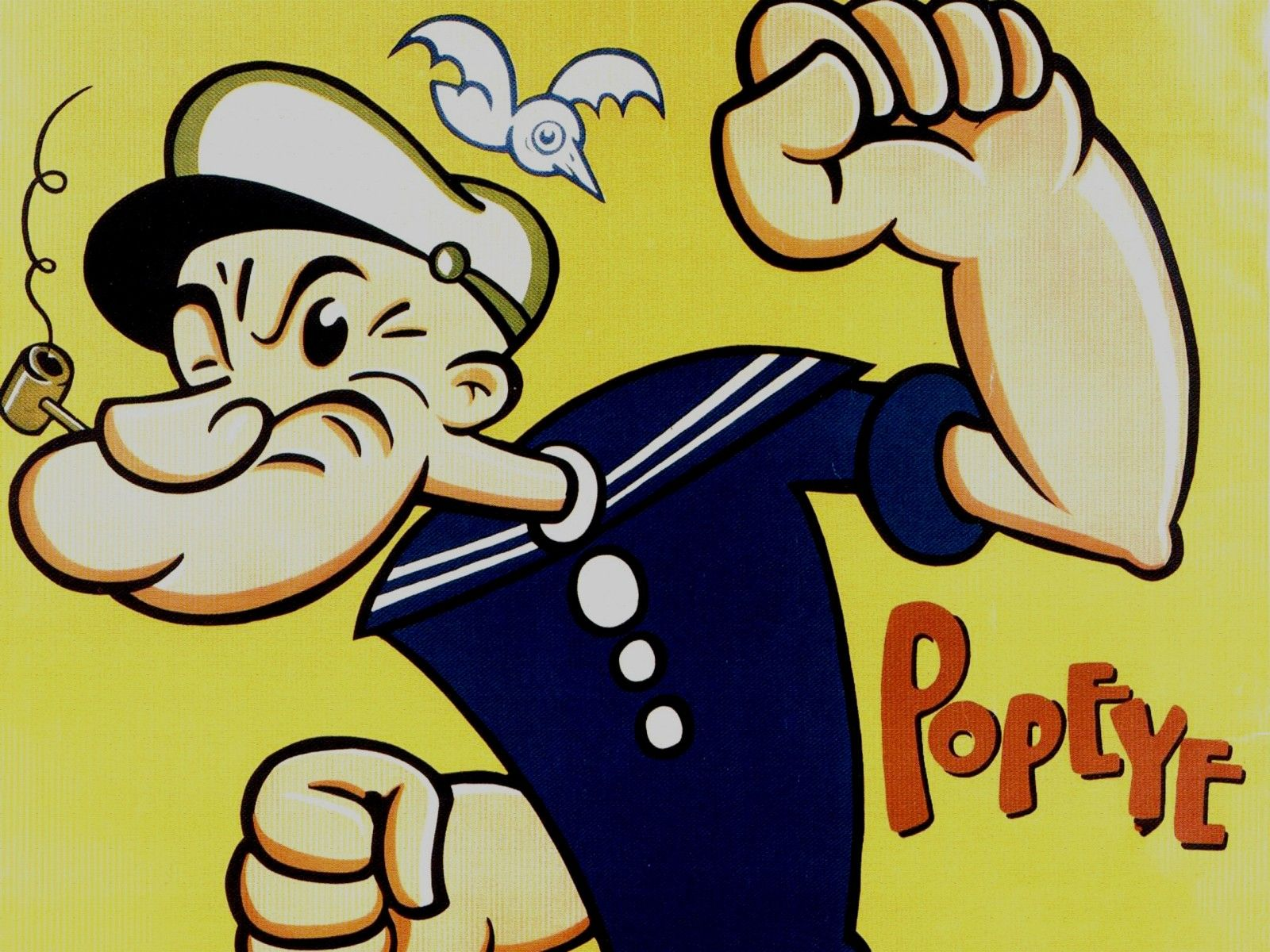 Popeye The Sailorman Living In The 50s 60s Pinterest