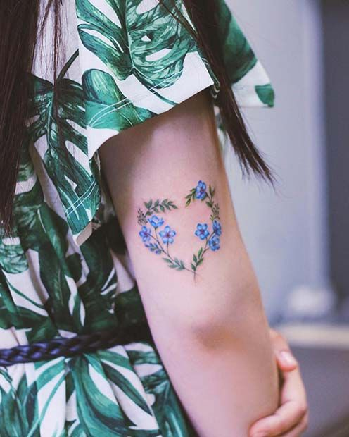 Photo of 43 Cute Tattoos for Girls That Will Melt Your Heart | StayGlam