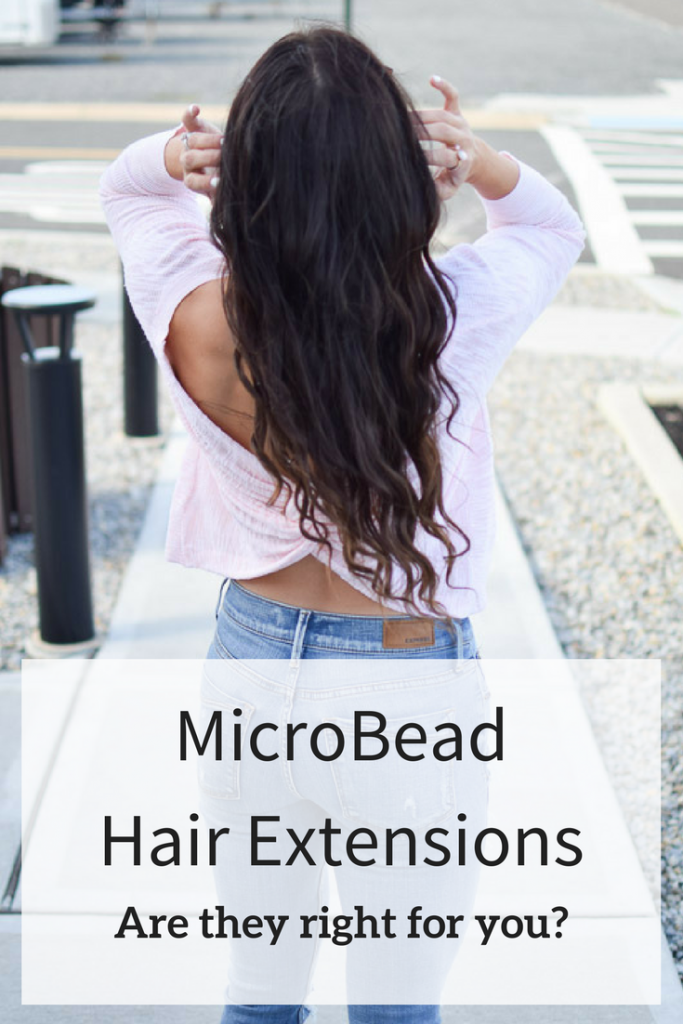 All About My Microbead Hair Extensions Hair Extensions Extensions