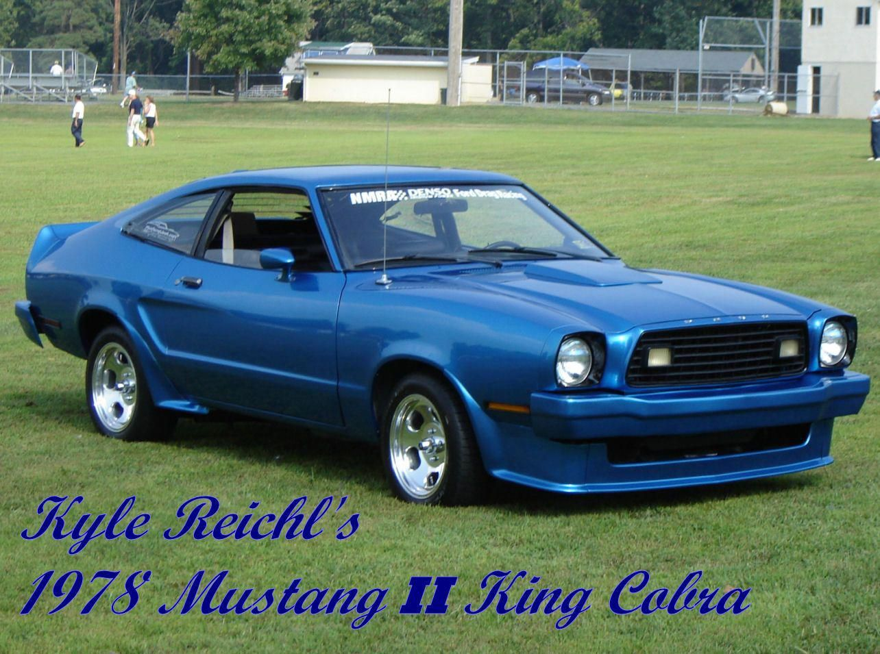 How Much Is A 1978 Mustang King Cobra Worth