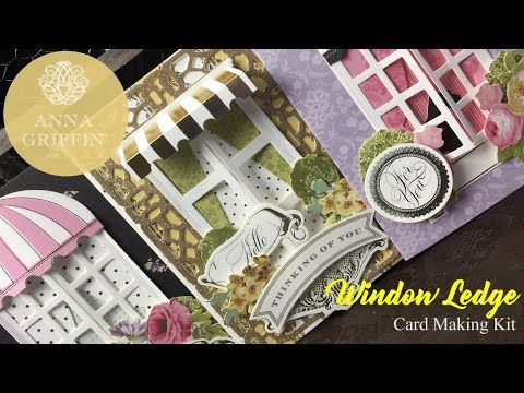 New anna griffin window card do it yourself center step card anna griffin window card do it yourself center step solutioingenieria Image collections
