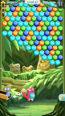 Bubble Mania Lv.11