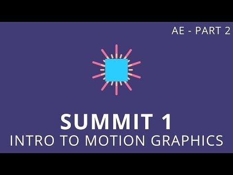 Mt Mograph Summit 1 1 - Intro to Motion Graphics - After