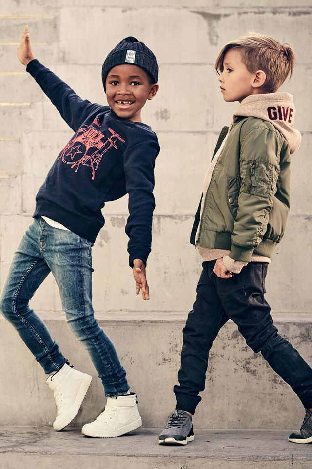 Back to school H&M Kids Kinderkledij jongens
