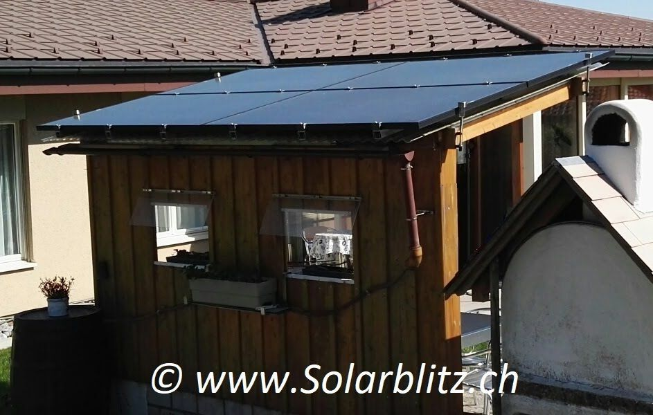 Solarenergie Erzeugen Ohne Anmeldung Solardacher Konnen Auch