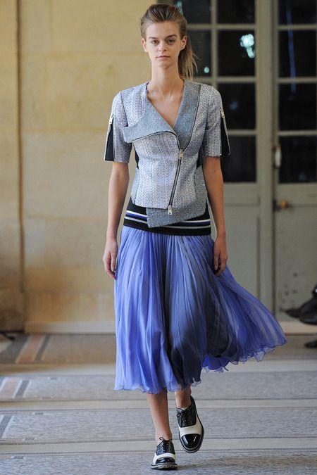 Bouchra Jarrar | Fall 2014 Couture Collection | Style.com