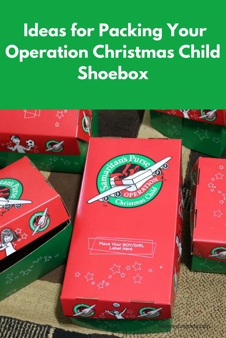 Printable Checklist Ideas For Packing Your Operation Christmas Child Shoebox Mommy Operation Christmas Child Shoebox Operation Christmas Child Kids Christmas