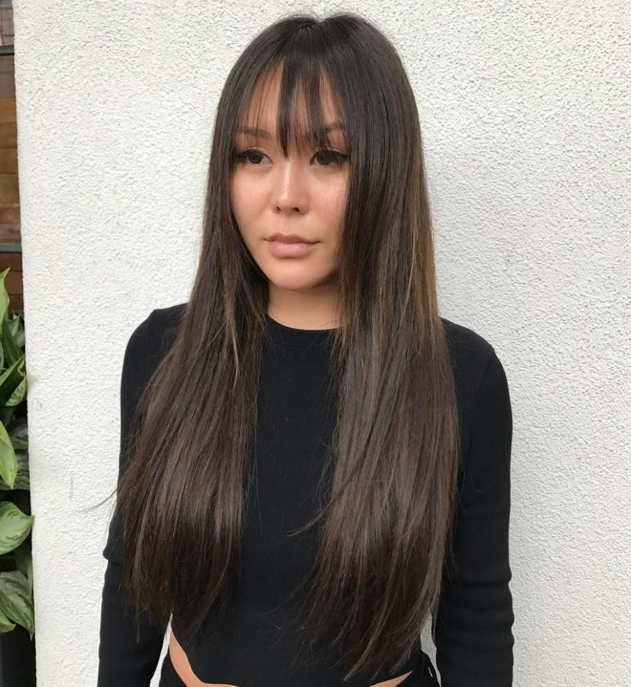 20 wispy bangs to completely revamp any hairstyle in 2020