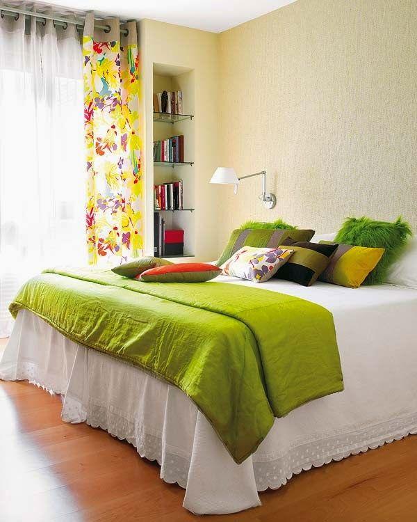 Dormitorios Pequeños ¿Cómo Decorar Diseñar? ~ Diseño y Decoración ...