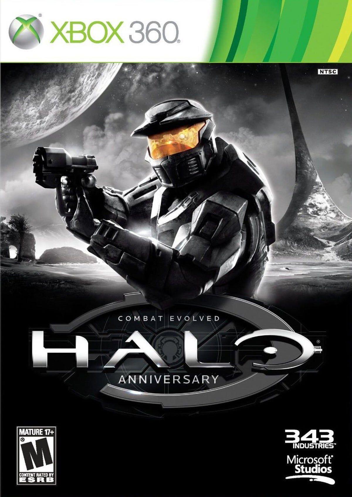 Xbox360 Halo Combat Anniversary Edition Juegos De Consola Juegos De Ps3 Consola De Juegos