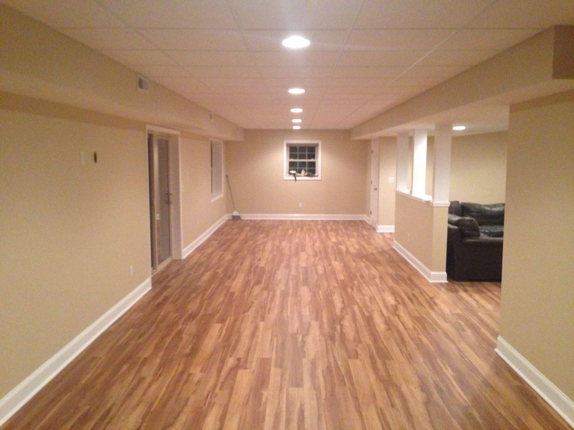 Smartcore Flooring Best Ever Basement Makeover