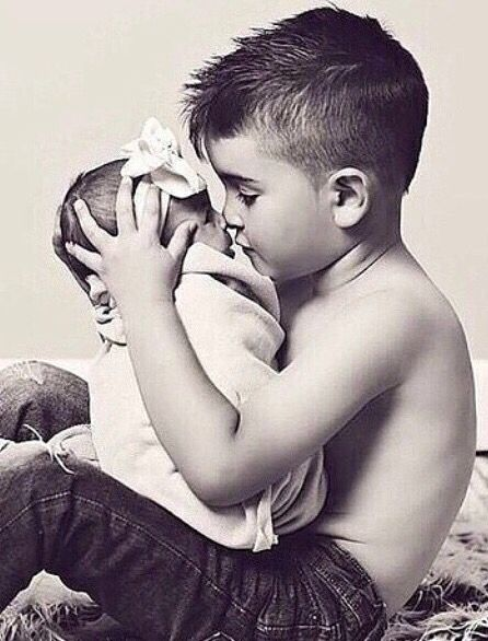 Precious Love Amor Pinterest Siblings Sons And Newborn Sibling