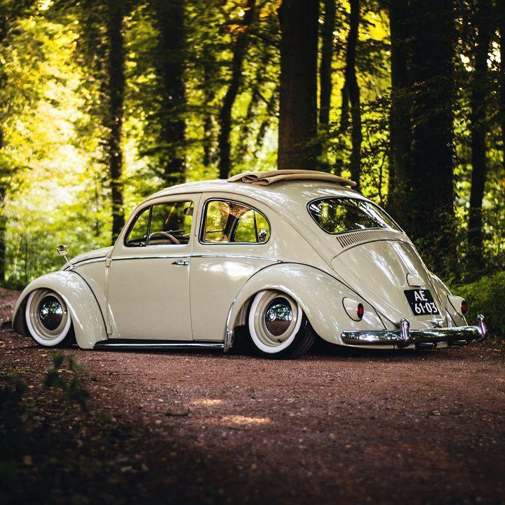 ac68d73c00 Slammed Vw beetle, XBrosApparel Vintage Motor T-shirts, VW Beetle & Bug…