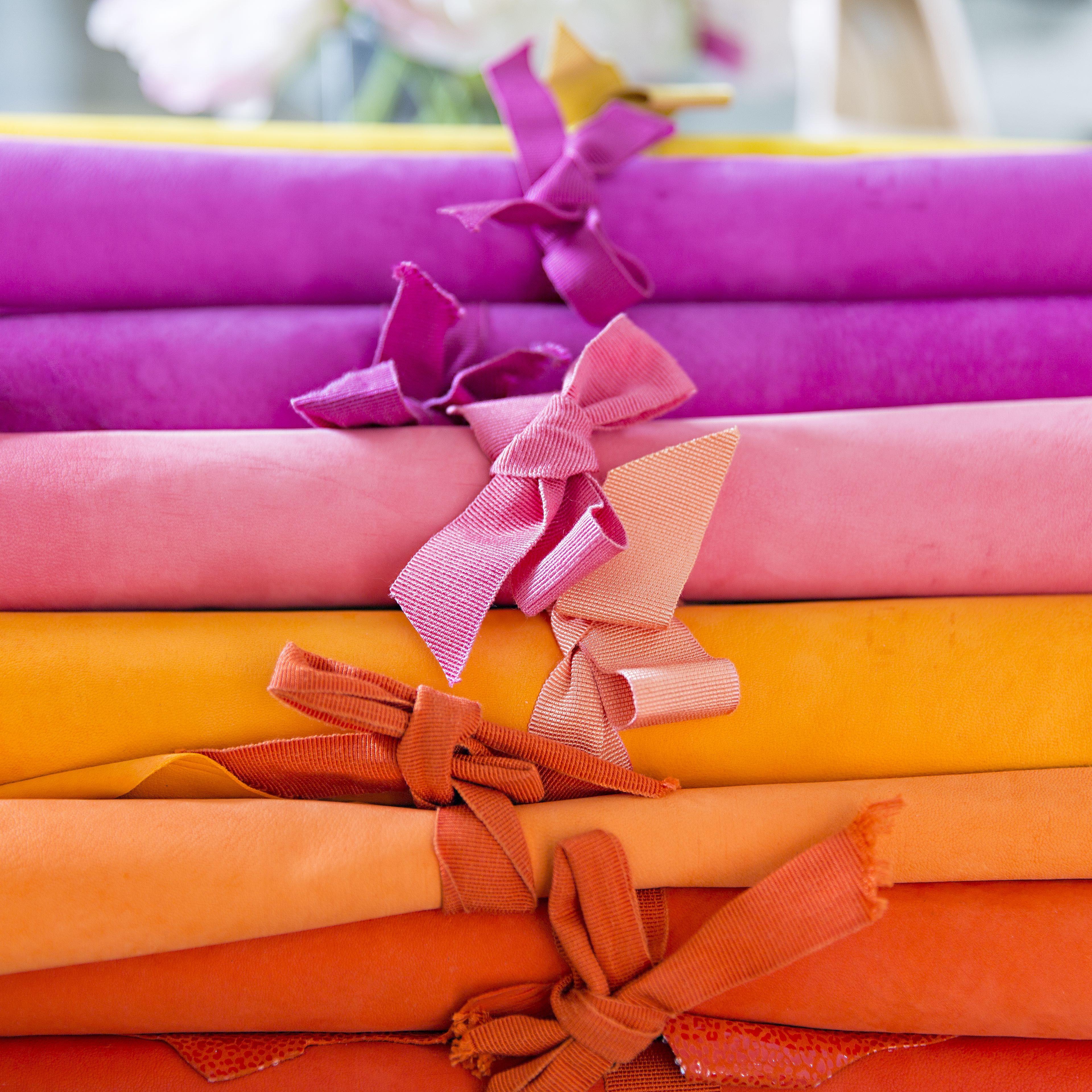 We love color textiles. #handcrafted #Italy   https://viajiyu.com/