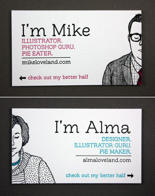 6 ways to improve your business cards | Business, Business cards ...
