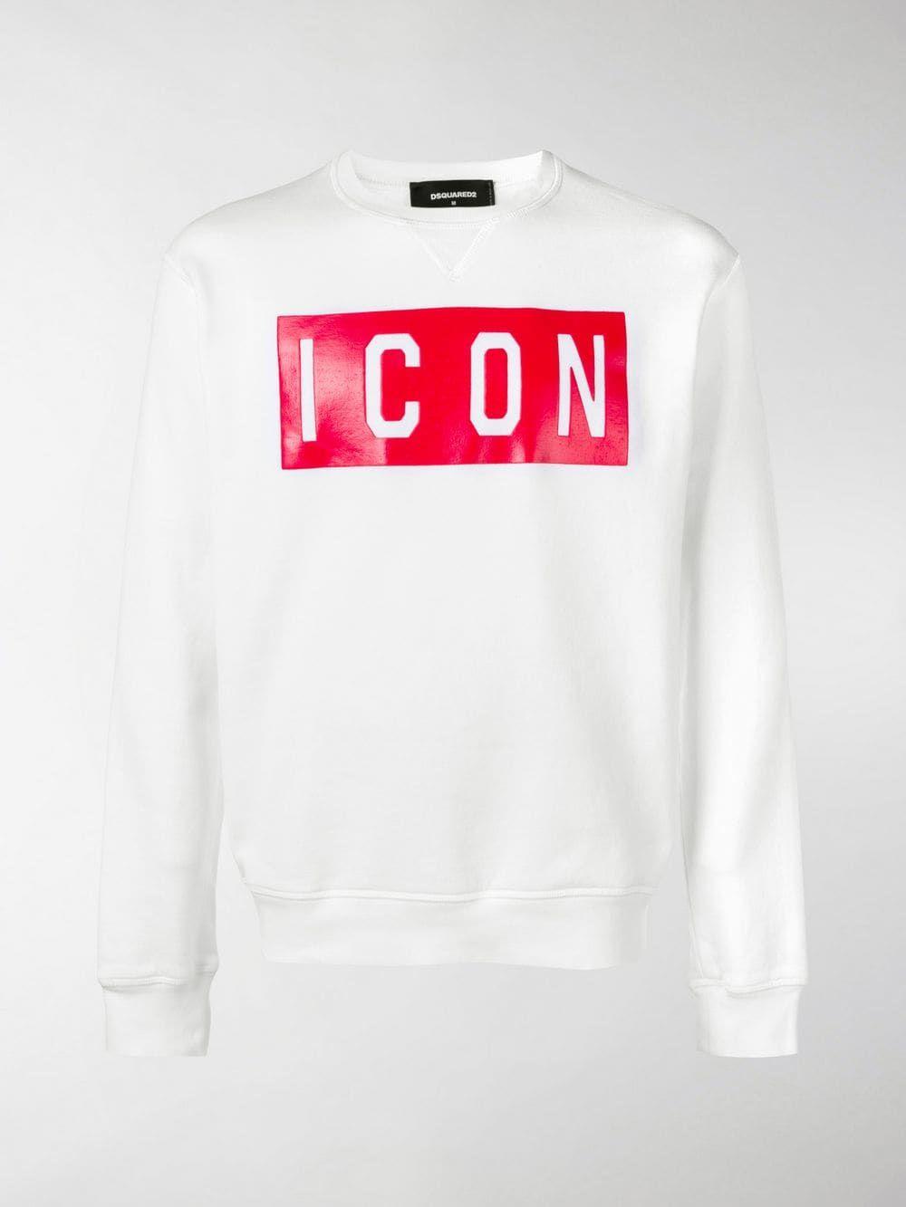 Dsquared2 Icon Sweatshirt Dsquared2 Cloth Sweatshirts Long Sleeve Sweatshirts Dsquared2 [ 1333 x 1000 Pixel ]