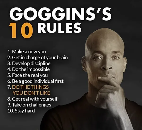 40 David Goggins Quotes Life Lessons To Be Fearless Successful Life Quotes Motivational Picture Quotes Life Lesson Quotes