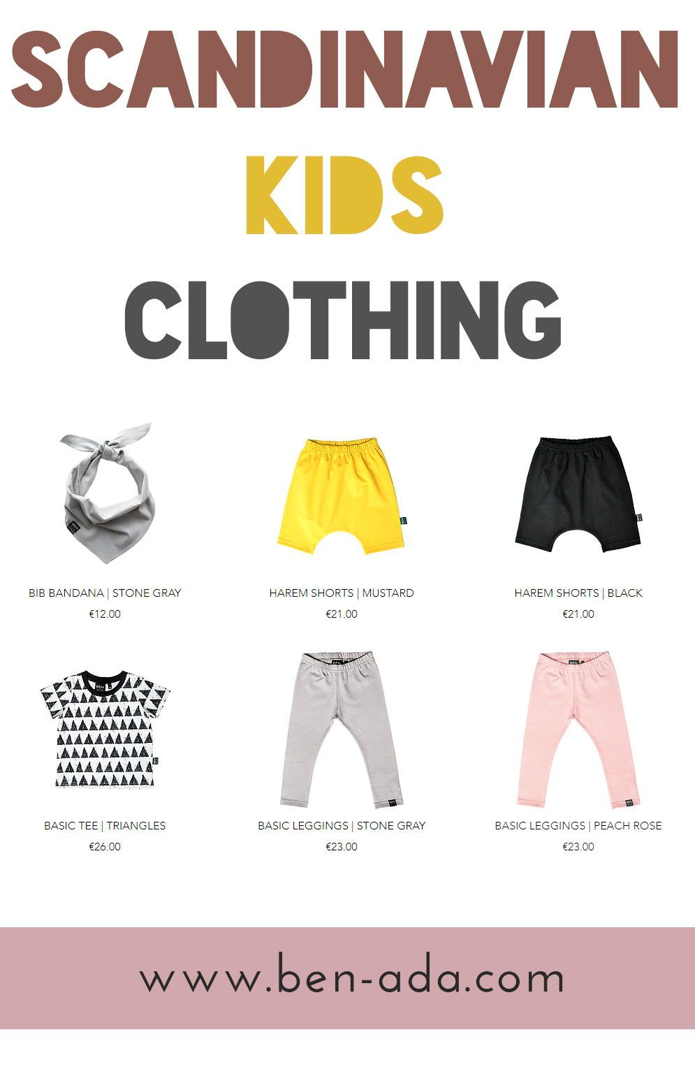 I Love This Modern Scandinavian Looking Kids Clothing Brand The Design Is So Classical And The Col Scandinavian Kids Clothes Kids Clothing Brands Kids Outfits