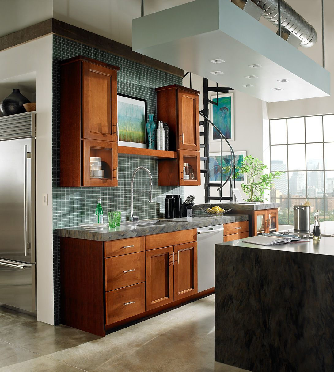 Time To Remodel Your Kitchen Call American Construction Plumbing In Fort Myers Fl For Your Free Estimate T Kitchen Design Small Kitchen Design Loft Kitchen