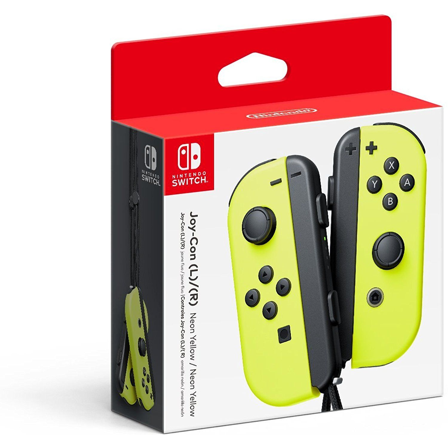 Nintendo Joy Con L R Neon Yellow You Can Find More Details By Visiting The Im Nintendo Switch Accessories Buy Nintendo Switch Nintendo Switch