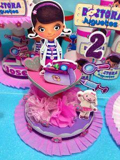 infantiles doctora juguetes