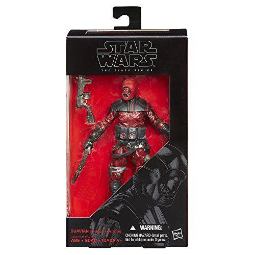 Star Wars The Black Series 6-Inch Guavian Enforcer. Star Wars Gifts. Gifts and Presents for Star Wars Fan(atic)s!