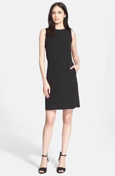 89e457a1 VINCE 'Classic' Sleeveless Dress. #vince #cloth #dress | Vince ...