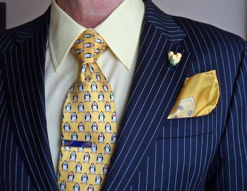 20 Best Pinstripe Suits Men Should Have in their Wardrobe ...