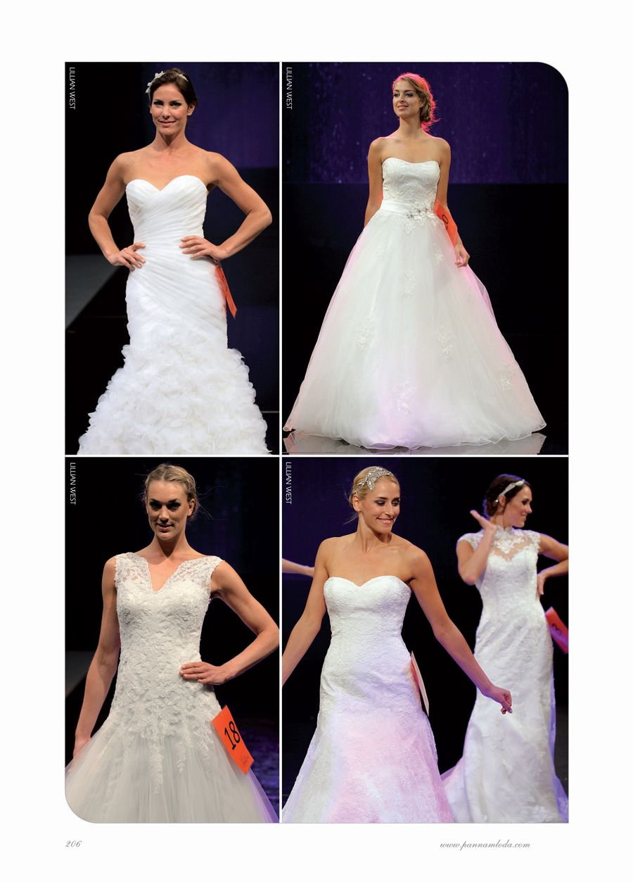 Lillian west wedding dress  Which is your favorite Lillian West wedding dress  styled shoots