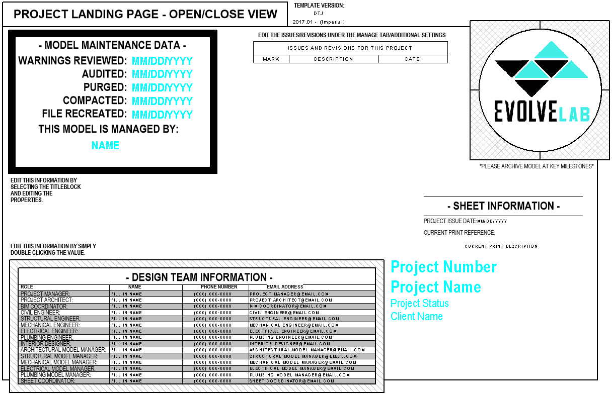 Don T Do This To Your Revit Template Bill Allen Pulse Linkedin