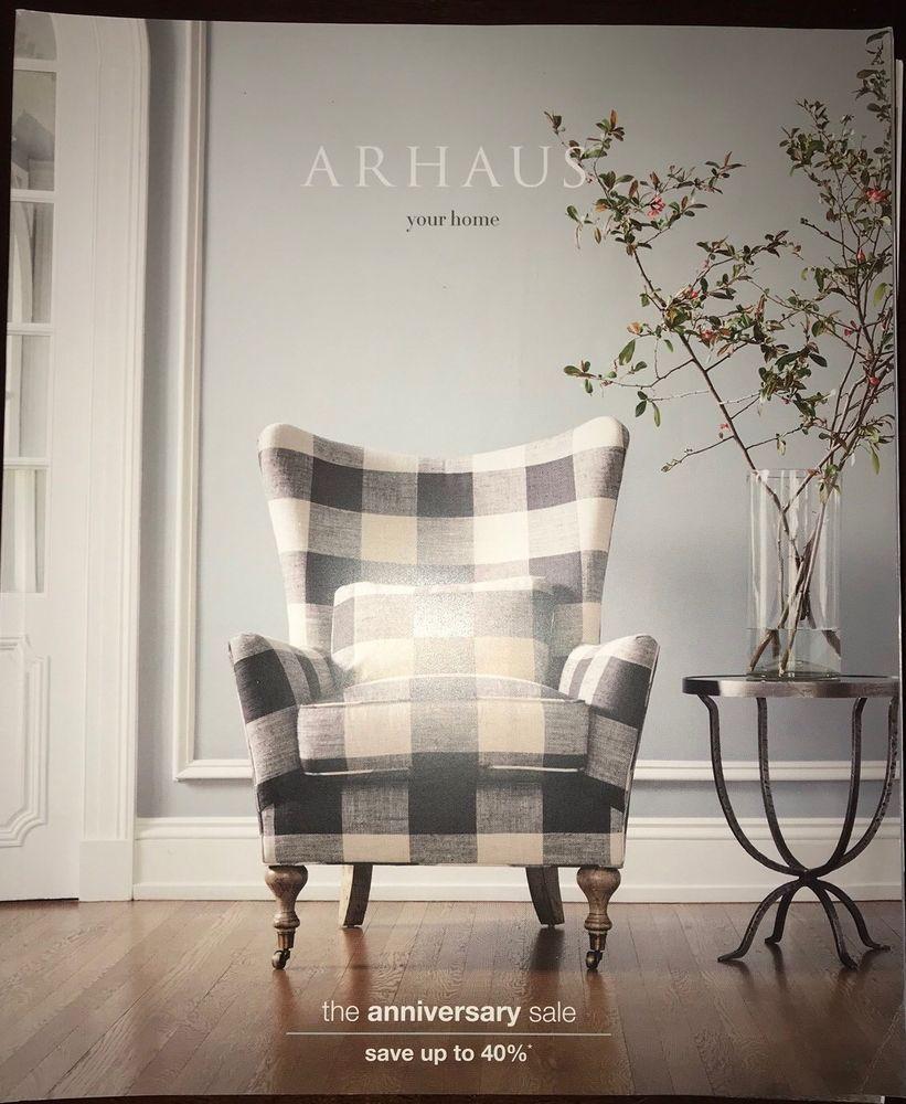 inspiration furniture catalog. ARHAUS HOME FURNISHINGS Catalog Source Book Inspiration Look Ideas Resource Furniture O