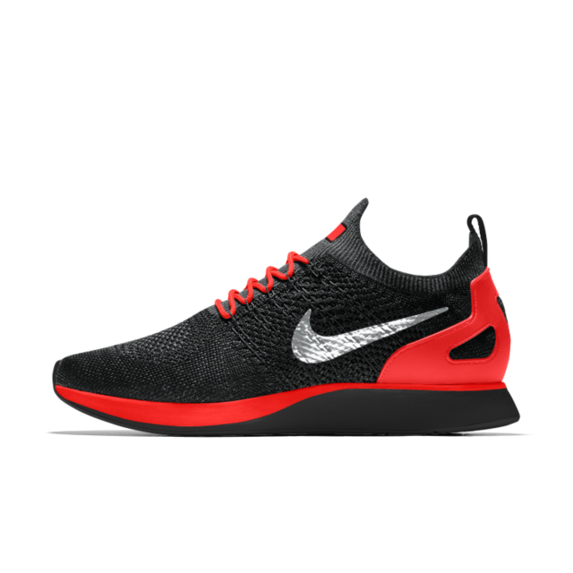 Nike Air Zoom Mariah Flyknit Racer iD Men's Shoe | Zapatos ...