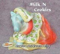 Milk 'N Cookies (Bright Eyes)