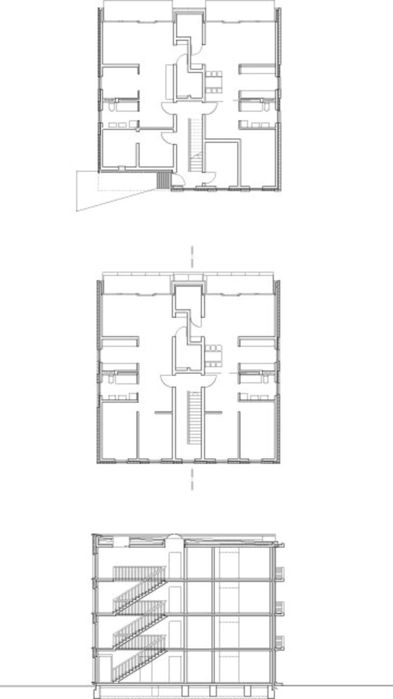 Heide Beckerath heide beckerath zwei wohnhäuser in altglienicke heide