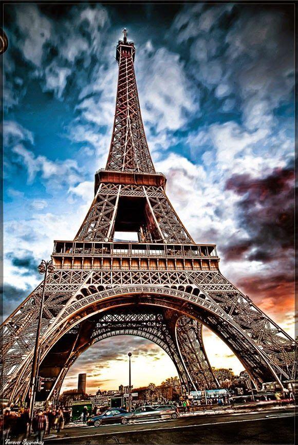 Eiffel Tower Wallpapers For Galaxy S5 Lockscreen