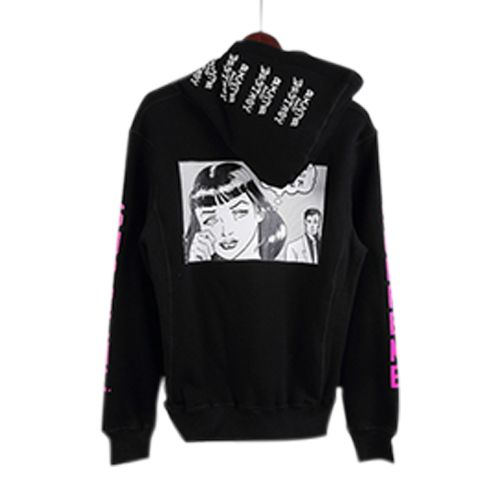 47461295cb0c Complete your Supreme Boyfriend comic collection with Supreme s Boyfriend  Hoodie in Black!  Supreme  boyfriend  hoodie  black Get yours now!