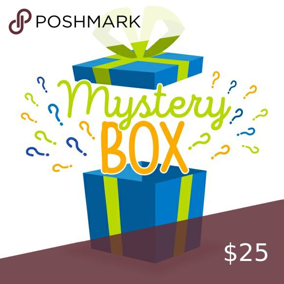 Mystery Box ( Read My Hint )