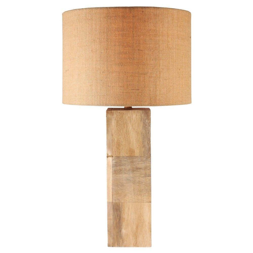 Kenroy Home Table Lamp - Teak (Brown)
