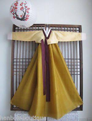 korean traditional dress - Google Search