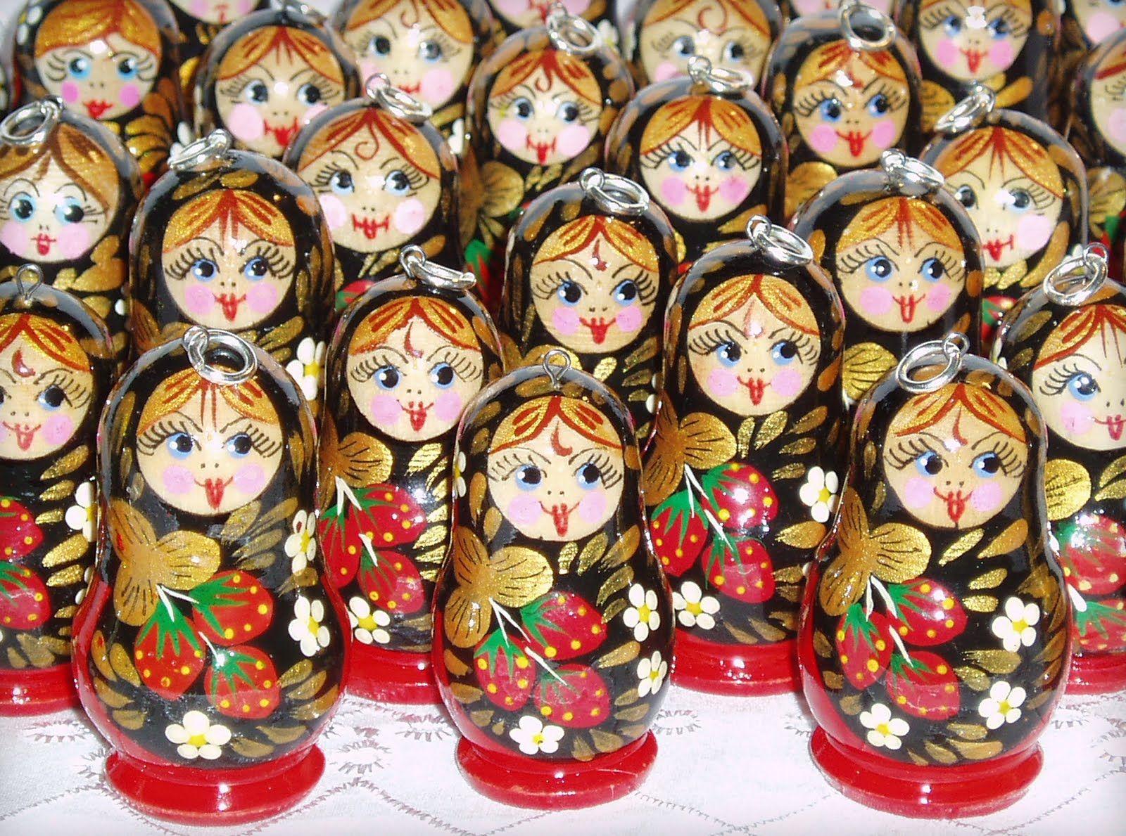 Babooshka! Matryoshka doll, Babooshka, Babushka dolls