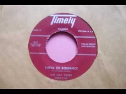 Timely 1002 - Gay Tunes - Thrill Of Romance