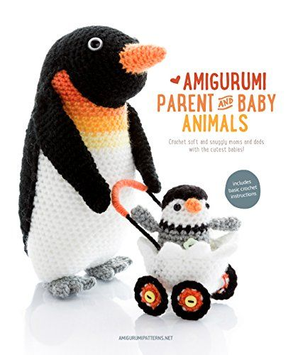 Amigurumi Parent and Baby Animals: Crochet soft and snugg... http://www.amazon.com/dp/9491643088/ref=cm_sw_r_pi_dp_ICUqxb0PGMRCG